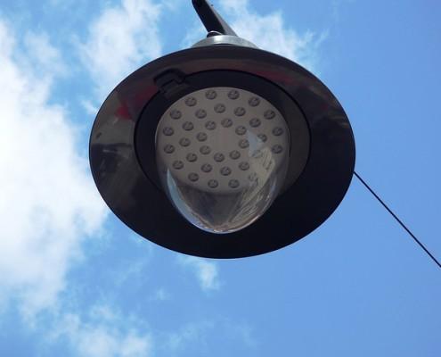 LED Straßenlampe